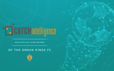 Omaha Kings Present Main Official Club Partner, CATCH Intelligence